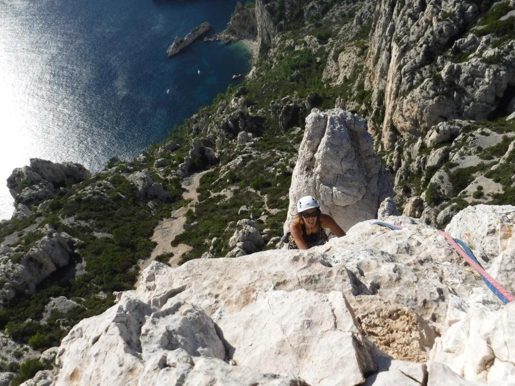 Les Séjours d'escalade aux Calanques(13)