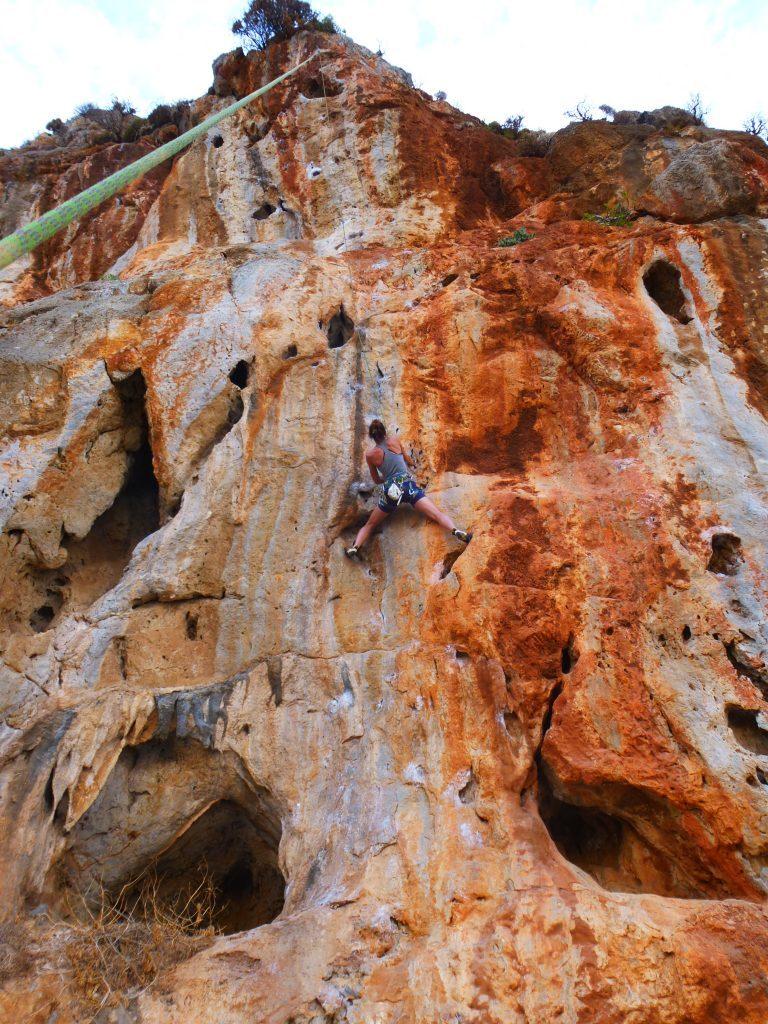 Les Séjours d'escalade à Kalymnos en Grèce