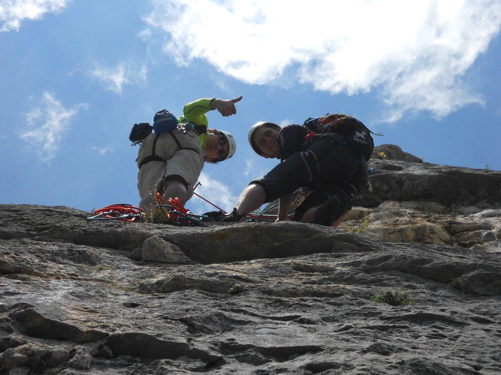 Les Séjours d'escalade dans le Vercors à Presles (38)
