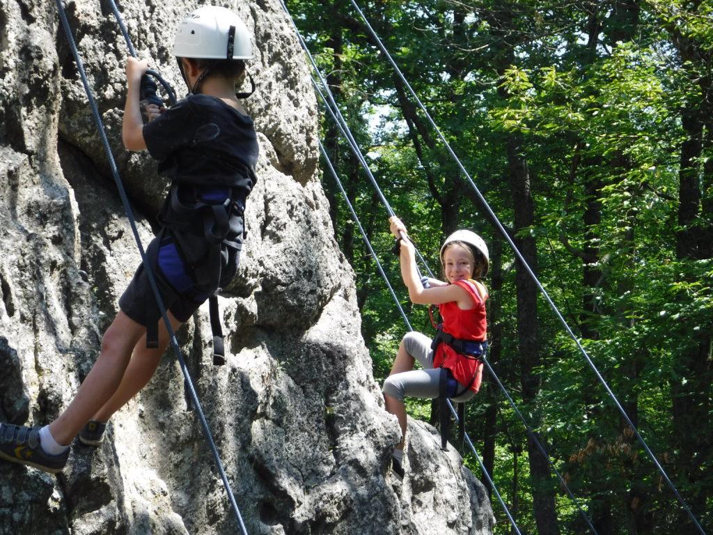 de l'escalade en nature Lyon (69) en Rhone-Alpes
