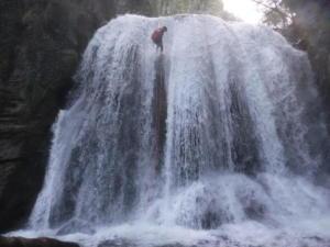 Canyon vercors cascade